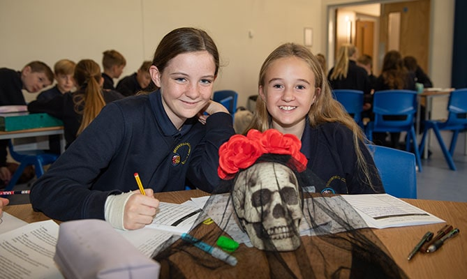 Year 7 Enrichment Day - 'Day of the Dead' picture 4