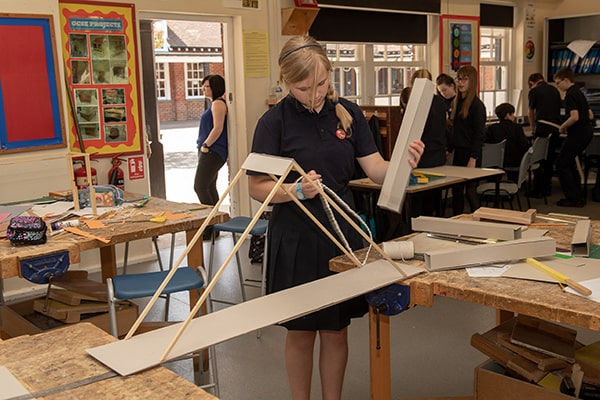 Year 7 Enrichment, Bridges Through Time