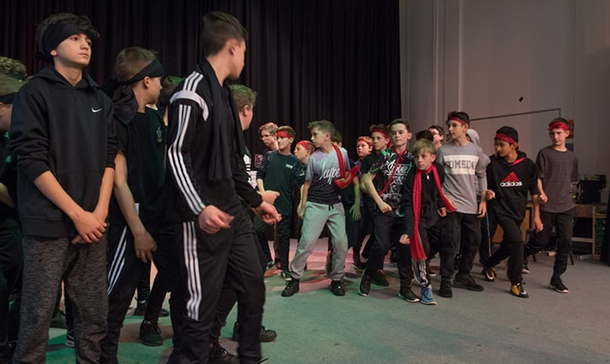Performing Arts Enrichment Day - picture 1