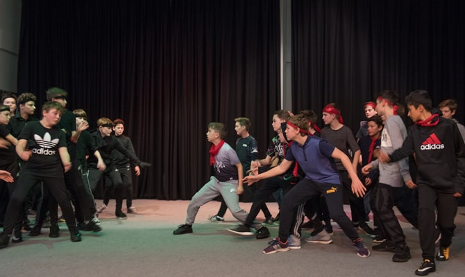 Performing Arts Enrichment Day - picture 2